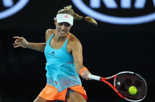 Angelique Kerber hat überraschend in Australien verloren. Foto: Getty Images AsiaPac