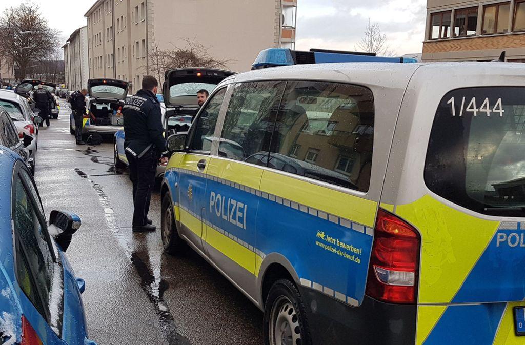 Pforzheim Polizei