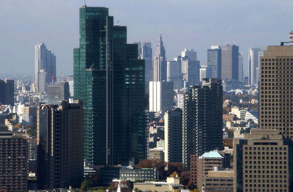 Tokioter Familiengeheimnisse