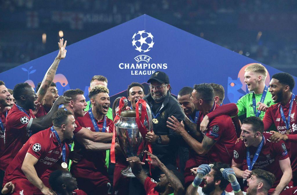 Champions League Auslosung 2019 20 Liveticker Welche