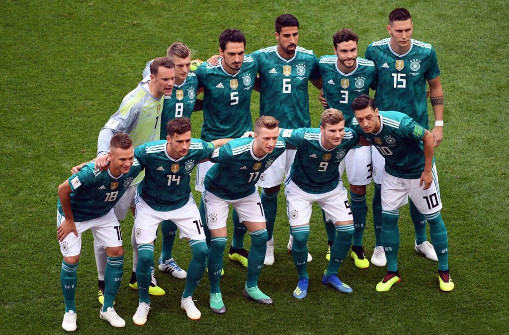 Südkorea Mannschaft