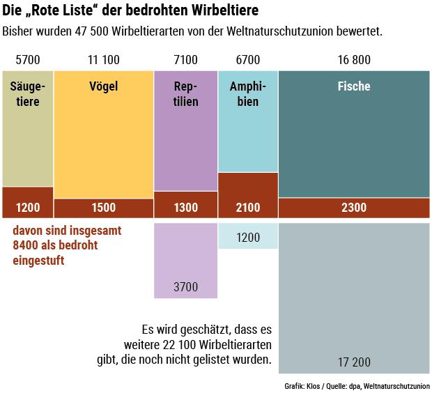 Bedrohte Tiere In Deutschland Rote Liste