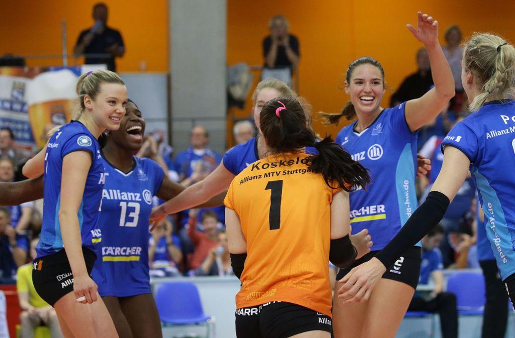 Allianz Volleyball