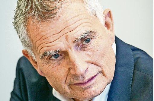 Wolfgang Dietrich hört zum Jahresende als Stuttgart-21-Sprecher auf Foto: Lichtgut/Leif Piechowski