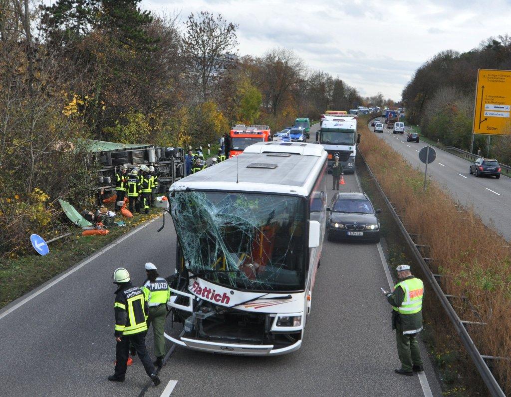 B10 Unfall Heute