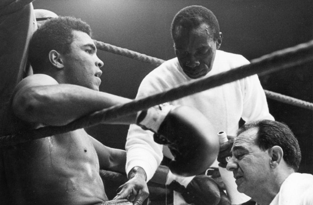 Wie Ist Muhammad Ali Gestorben
