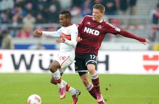Das 1:1 des VfB Stuttgart gegen Nürnberg war ärgerlich - klicken Sie sich durch unsere Noten für die Roten. Foto: dpa