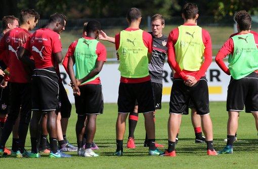 Wolf minimiert den VfB-Kader