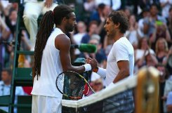 Dustin Brown wirft Nadal aus dem Turnier