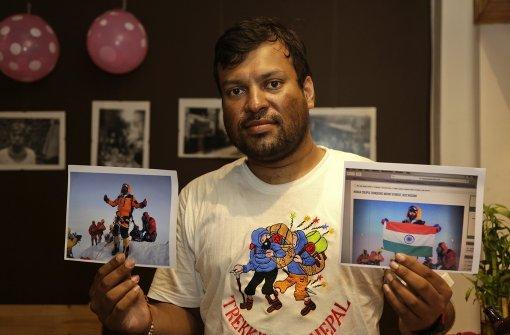 Indische Bergsteiger erhalten Mount-Everest-Verbot