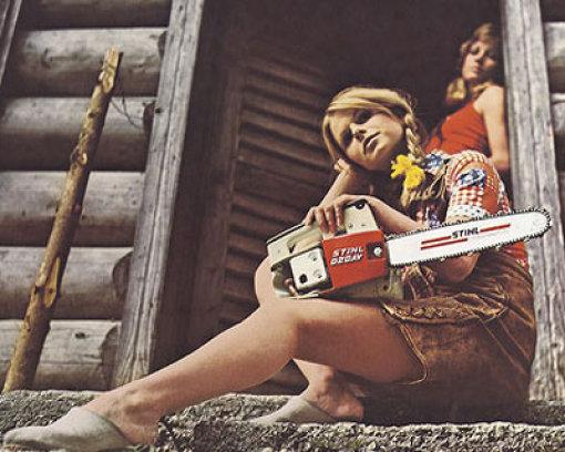 Stihl Chainsaw Calendar Girls Related Keywords & Suggestions - Stihl ...
