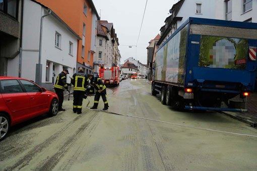 Gablenberger Hauptstraße nach Unfall gesperrt
